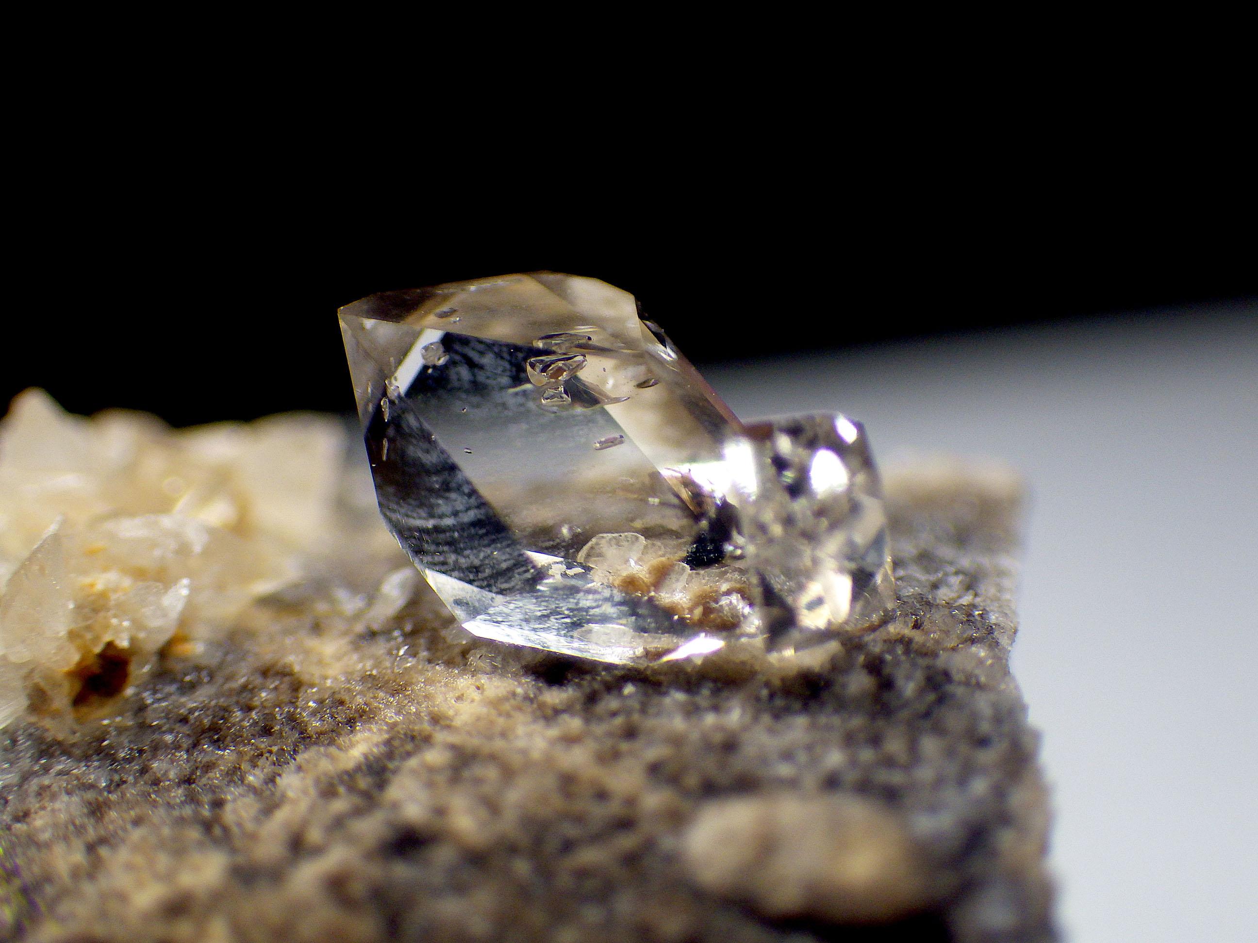 クォーツダイヤモンド