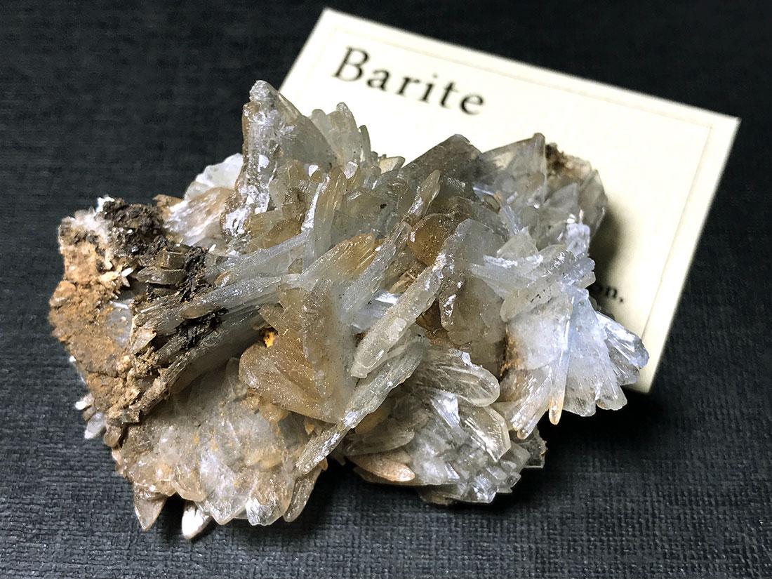 バライト/Barite(重晶石)