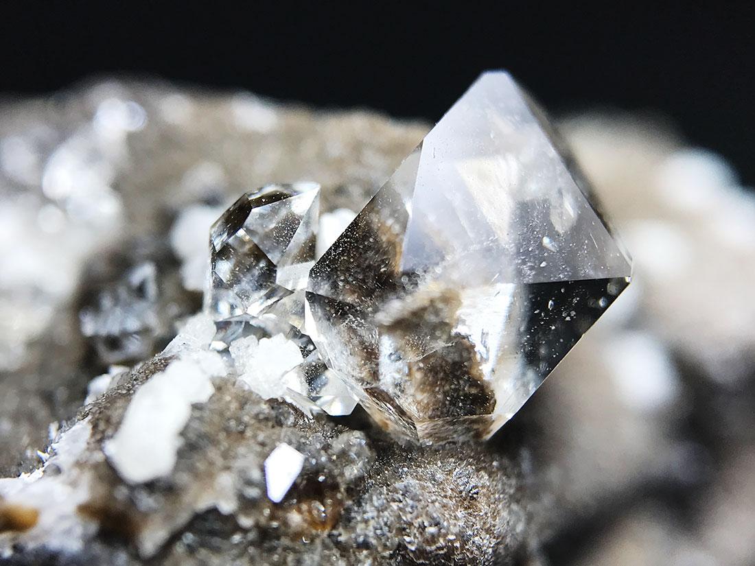 フランス産クォーツダイヤモンド