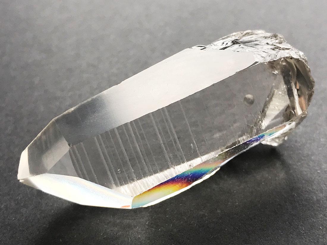 レムリアンシード水晶ポイント(アウトレット品)