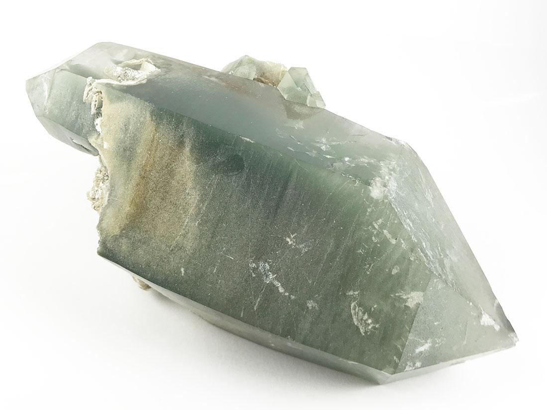 ヒマラヤ水晶グリーンファントムポイント
