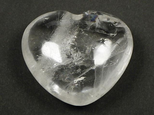 水晶ハート